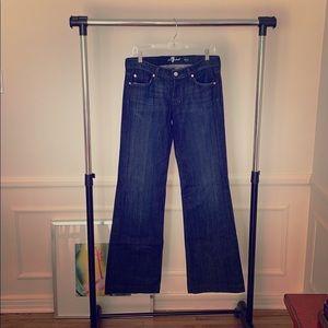 7 For All Mankind Dojo Jeans - NWOT